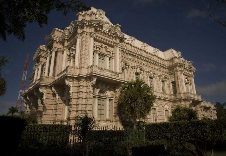 El proyecto de remodelación de Paseo de Montejo contempla el rescate  de las fachadas de los predio. (Notimex)