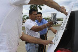 Taxistas acusan de enriquecimiento ilícito a líder sindical