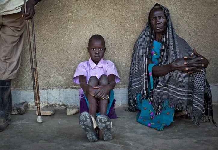Los enfrentamientos entre manifestantes y policías dejaron más de 10 muertos en Sudán, donde el conflicto entre rebeldes y Gobierno ha dejado desplazados. La imagen está utilizada sólo como contexto. (AP/Archivo)