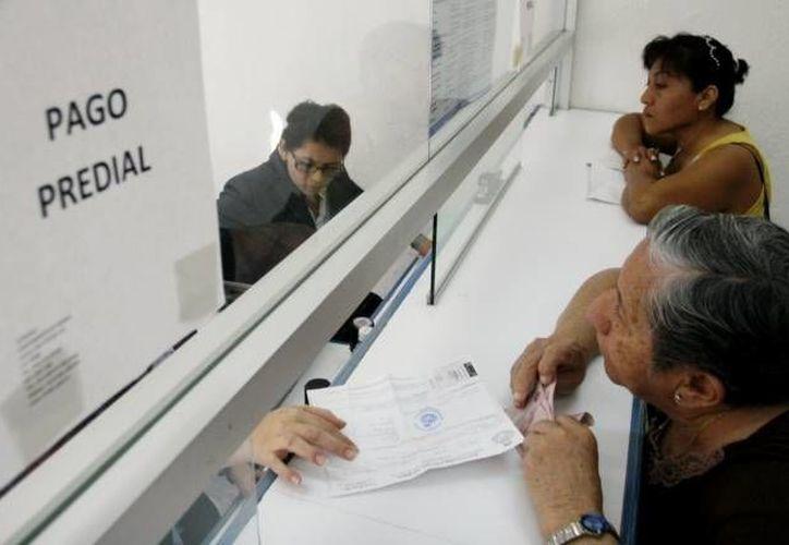 La respuesta de los yucatecos al pago del predial ha sido buena. (Milenio Novedades/Archivo)