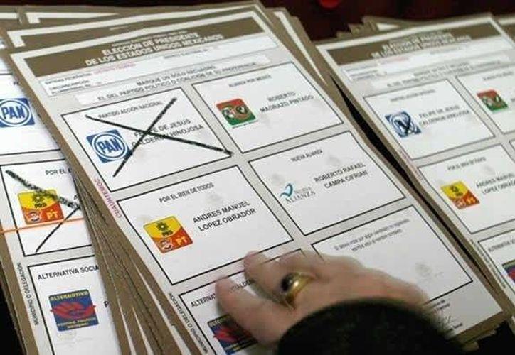 Los magistrados señalaron su inconformidad por la intervención de organismos internacionales por la papelería electoral. (Archivo/SIPSE)