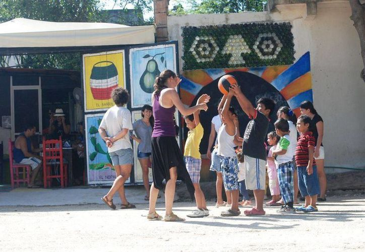 El centro cultural El Hongo realizará un taller gratuito de actuación infantil durante el verano. (Octavio Martínez/SIPSE)