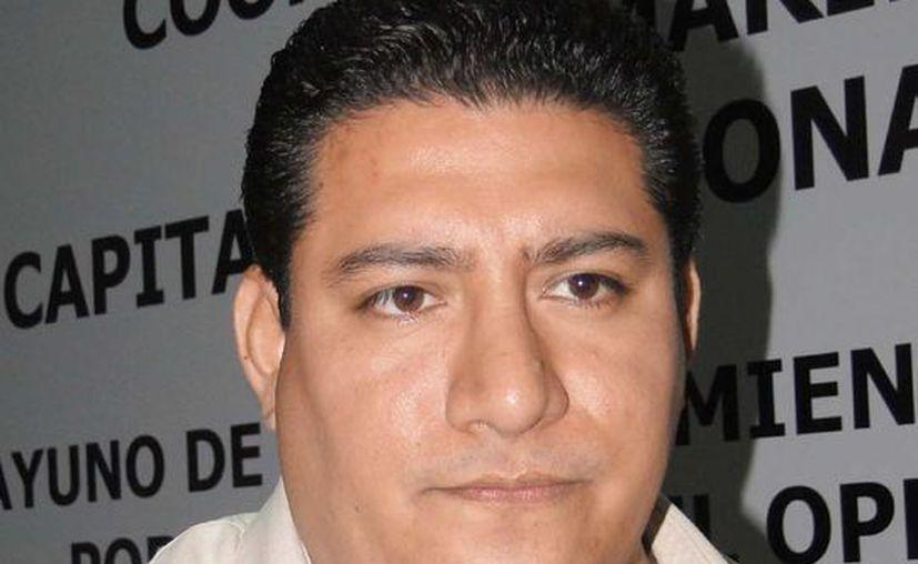 Tres policías y un secretario de seguridad pública acusan de extorsión a Emmanuel Nivón. (informativoquinteros.com/Archivo)