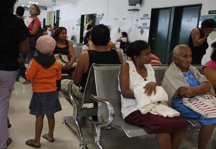 El presupuesto para salud destinado a Yucatán se incrementó este año en 15 por ciento. (Milenio Novedades)
