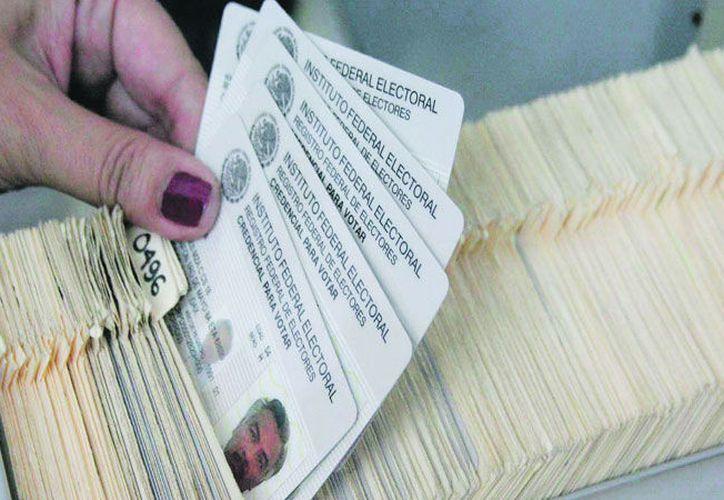 El 29 de junio es la fecha límite para recoger la credencial. (unotv.com)