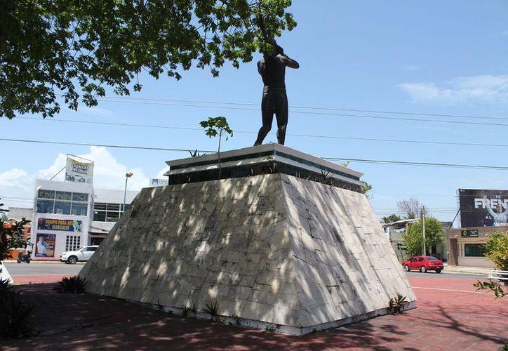 Monumento a la Libertad de Expresión. (Foto: SIPSE)