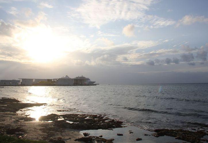 La promoción turística de la isla de las golondrinas será aún más difícil el próximo año si el techo financiero de su fideicomiso se reduce. (Gustavo Villegas/SIPSE)