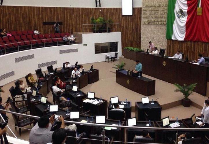 Este viernes sesionaron de manera conjunta las comisiones permanentes de Desarrollo Urbano, Vivienda e Infraestructura. (SIPSE)