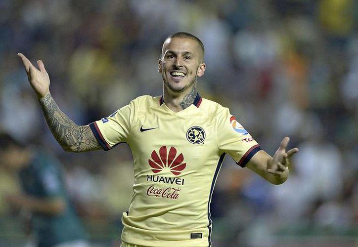 Darío Benedetto no entra en planes del América para la campaña 2016. (Archivo Mexsport)