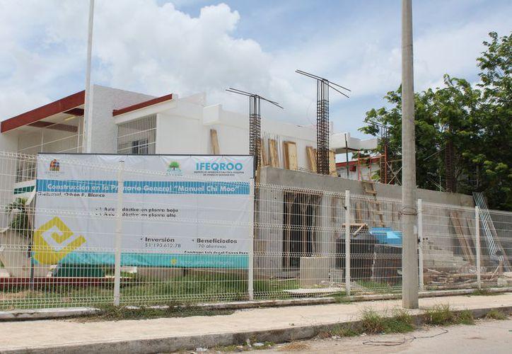 En la actualidad realizan trabajo en 300 escuelas en la geografía estatal, a través del programa CIEN. (Joel Zamora/SIPSE)