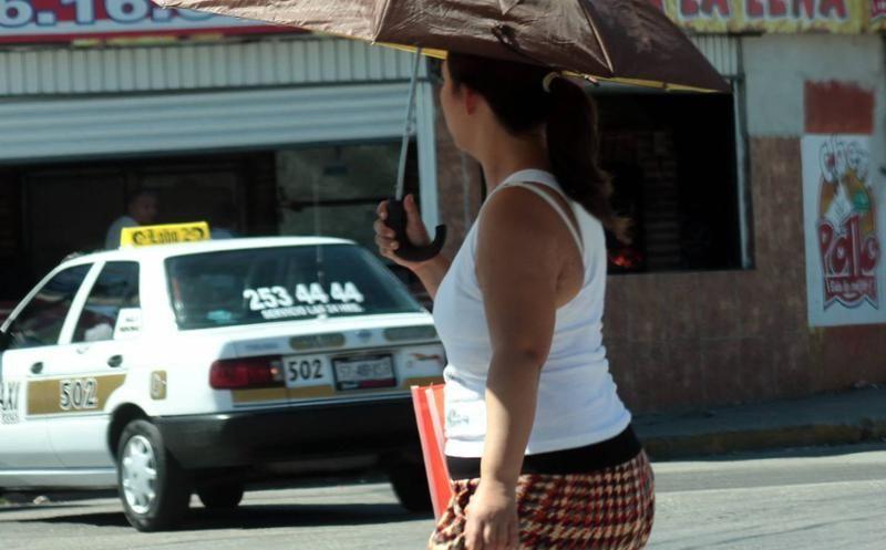 Calor y lluvias vespertinas, pronóstico de Conagua para los próximos días